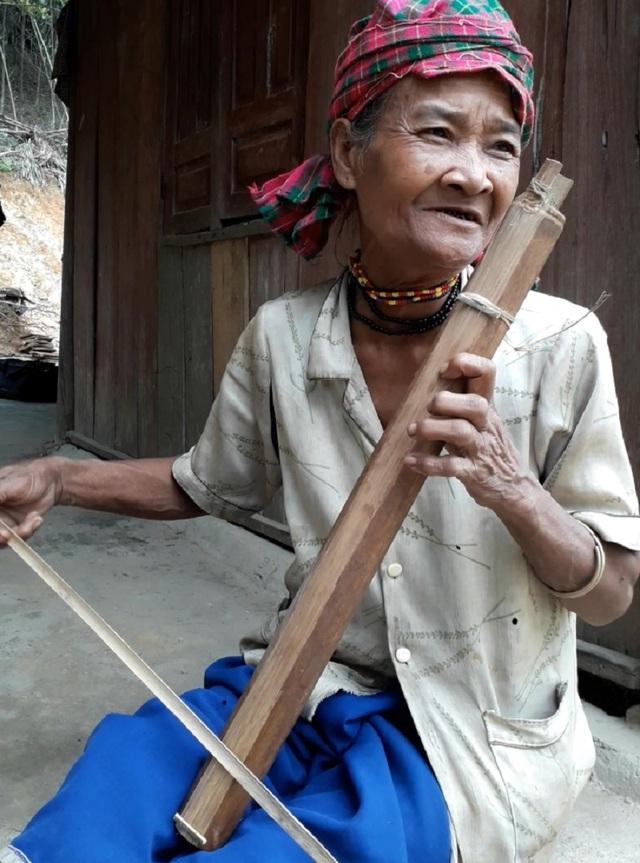 Độc đáo cây đàn của người Mã Liềng dành riêng cho phụ nữ - 3