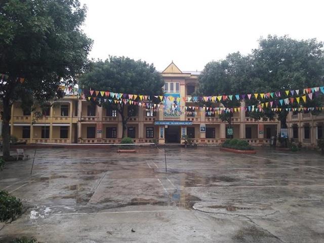 Tâm sự của ngôi trường trong tâm dịch nCoV Bình Xuyên, Vĩnh Phúc - 1
