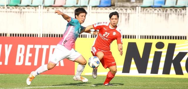 Công Phượng ghi bàn, CLB TPHCM hoà trên đất Myanmar tại AFC Cup - 1