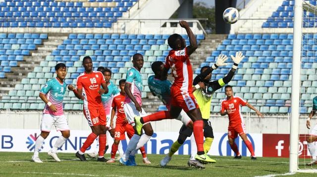 Công Phượng ghi bàn, CLB TPHCM hoà trên đất Myanmar tại AFC Cup - 2