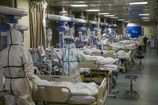 Thêm 108 ca tử vong, số người chết vì nCoV ở Trung Quốc lên 1.016 người - 1