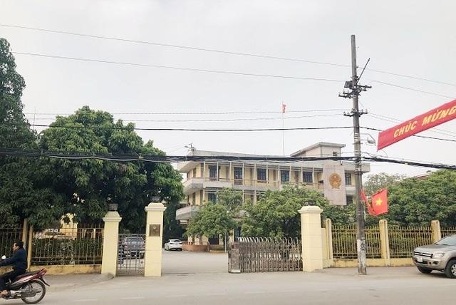 Ninh Bình: Ưu ái cho doanh nghiệp mượn của công… xây trụ sở công ty! - 5