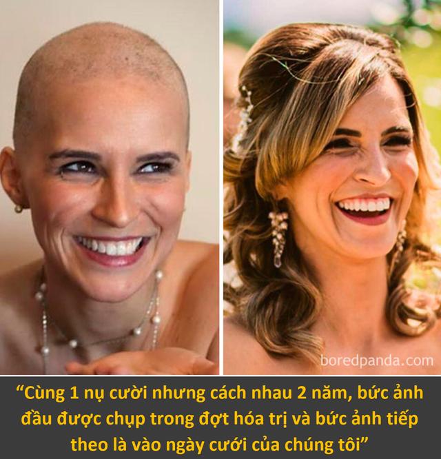 Màn lột xác ngoạn mục của những con người chiến thắng ung thư - 10