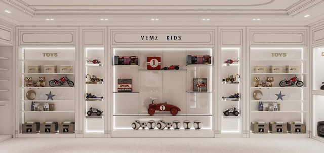 Vemz Kids – Sản phẩm chất lượng cao dành cho trẻ em - 1