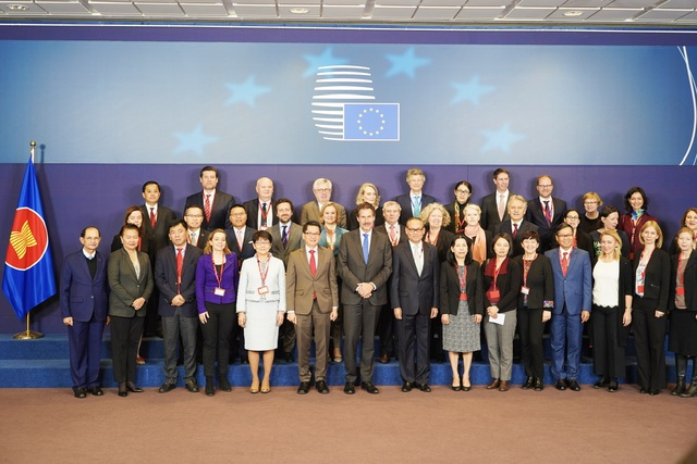 EU - ASEAN chia sẻ về tình hình ứng phó dịch corona - 1