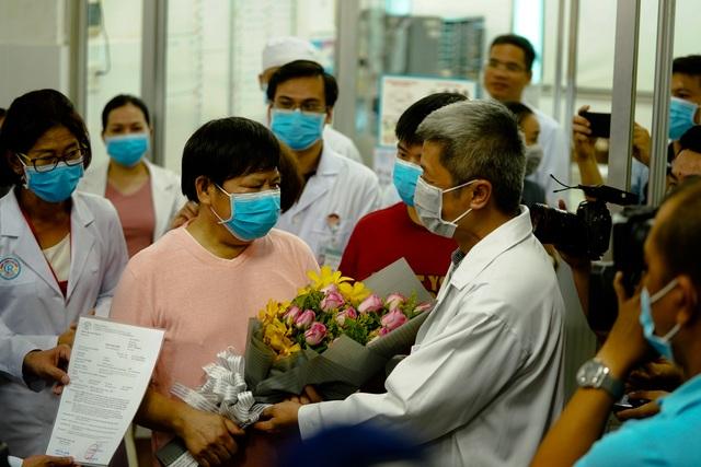 """Bệnh nhân corona Trung Quốc: """"Tôi may mắn khi phát hiện bệnh ở Việt Nam"""" - 1"""