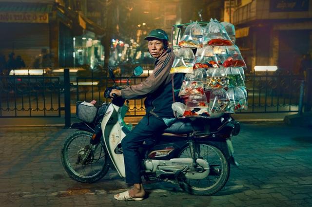 """Bộ ảnh """"Bikes of Hanoi"""" tranh tài tại giải ảnh quốc tế - 1"""