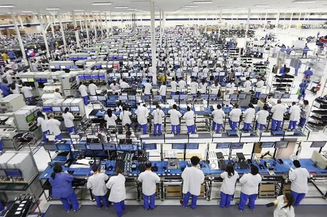 Công xưởng Việt Nam cần làm gì khi thiếu hụt linh kiện nhập từ Trung Quốc? - 1
