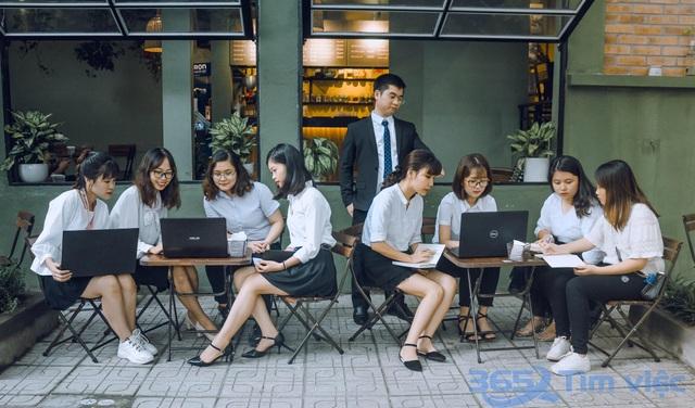 """Timviec365.vn - nơi """"ươm mầm"""" giấc mơ việc làm trong CV xin việc chuyên nghiệp - 5"""
