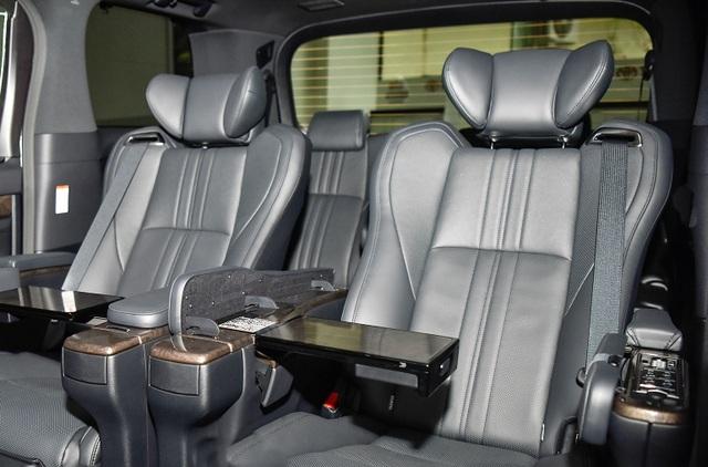 triệu hồi Toyota Alphard