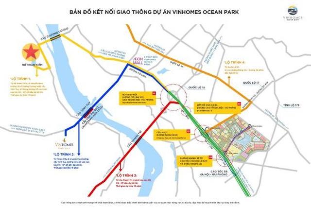 Bốn thay đổi lớn về hạ tầng giao thông phía Đông Hà Nội - 1