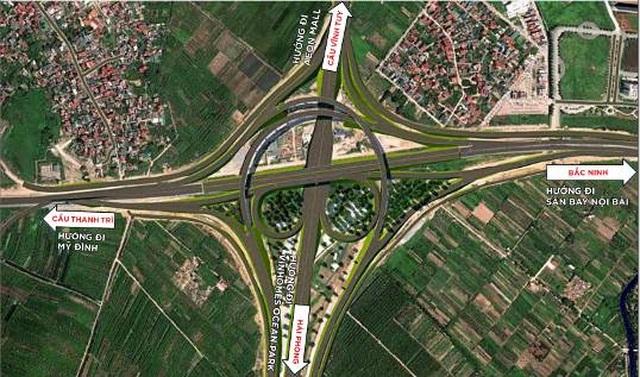 Bốn thay đổi lớn về hạ tầng giao thông phía Đông Hà Nội - 2