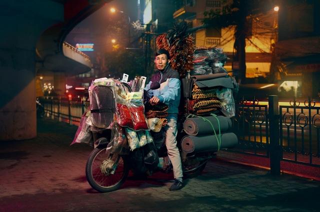 """Bộ ảnh """"Bikes of Hanoi"""" tranh tài tại giải ảnh quốc tế - 2"""