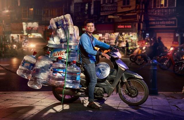 """Bộ ảnh """"Bikes of Hanoi"""" tranh tài tại giải ảnh quốc tế - 3"""