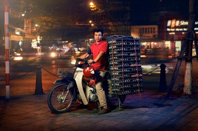 """Bộ ảnh """"Bikes of Hanoi"""" tranh tài tại giải ảnh quốc tế - 4"""