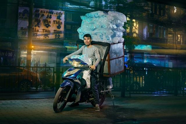 """Bộ ảnh """"Bikes of Hanoi"""" tranh tài tại giải ảnh quốc tế - 5"""