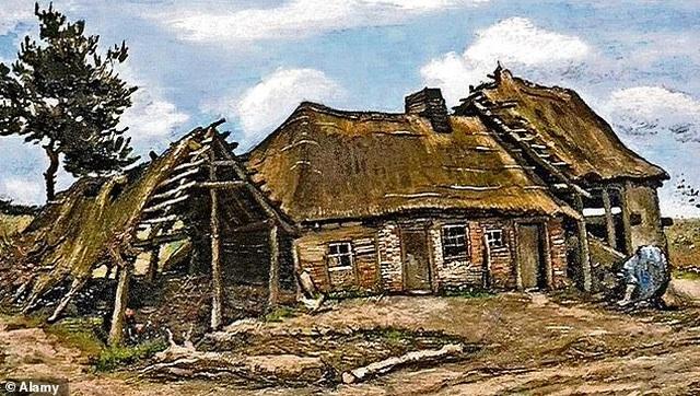 """Tranh Van Gogh từng được bán với giá """"rẻ như cho"""" tăng giá hơn… 3 triệu lần - 1"""