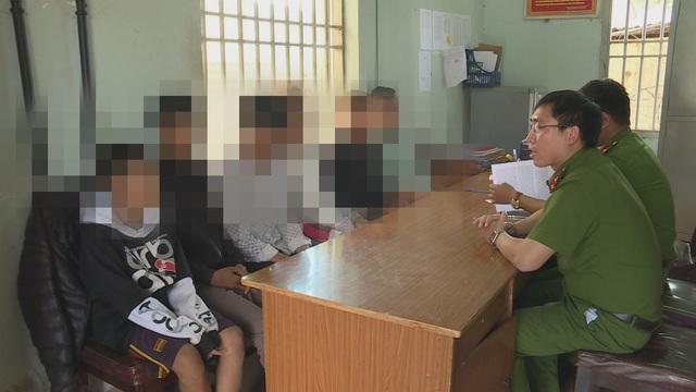 Bắt nhóm 6 thiếu niên chuyên đột nhập nhà dân trộm cắp tài sản - 1