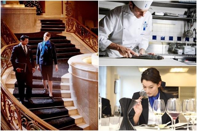 Du học hưởng lương 450 triệu đồng/năm tại các khách sạn 5 sao hàng đầu - 1