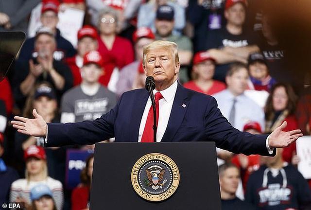 Bầu cử sơ bộ New Hampshire: Phe Dân chủ khốc liệt, ông Trump thắng dễ - 2