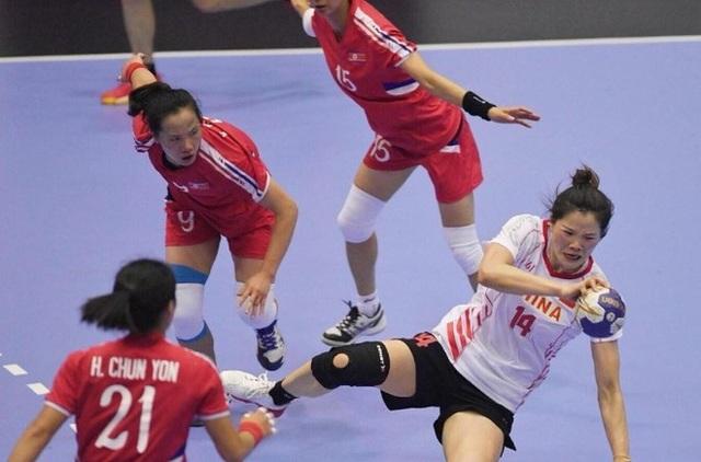 Đội tuyển bóng ném nữ Trung Quốc bỏ Olympic 2020 vì virus corona - 1