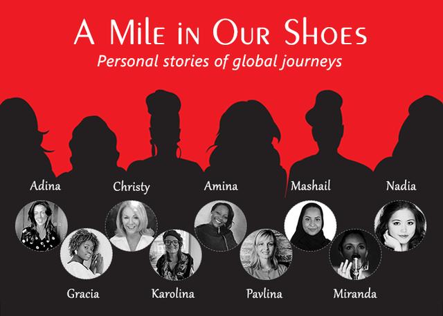 """""""Bước chân"""" thay đổi số phận của 9 người phụ nữ toàn cầu - 2"""