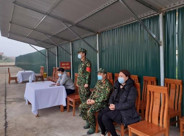Bắc Giang cách ly 27 công dân Việt Nam và Trung Quốc - 1