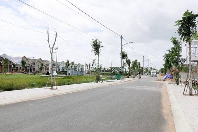 TPHCM đấu giá hai khu đất thương mại ở huyện Bình Chánh - 1