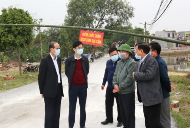 Bắc Ninh: Xuất hiện 2 ổ dịch cúm gia cầm A/H5N6 - 1