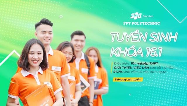 Cao đẳng FPT Polytechnic: Giảng đường online sôi động trong mùa dịch Corona - 4