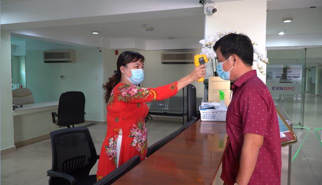 Ngành điện miền Nam triển khai nhiều biện pháp phòng ngừa dịch do nCoV - 2