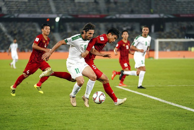 Iraq xin hoãn đá giao hữu với đội tuyển Việt Nam do lo ngại virus corona - 1