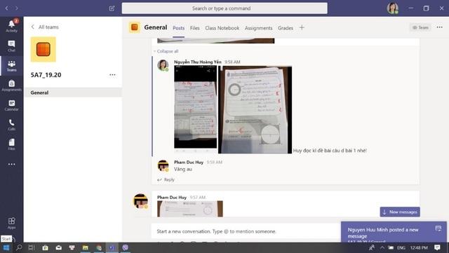 Kinh nghiệm dạy học online của giáo viên Hà Nội trong đợt dịch corona - 2