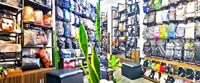 Momoshop - Địa chỉ uy tín về Balo Laptop chống trộm - chống nước thời trang - 1