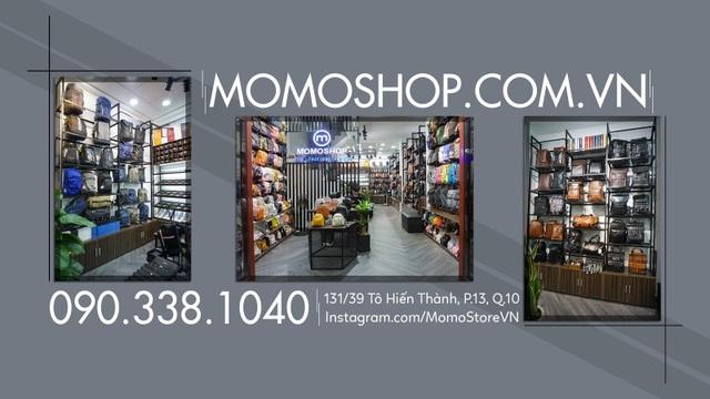 Momoshop - Địa chỉ uy tín về Balo Laptop chống trộm - chống nước thời trang - 5
