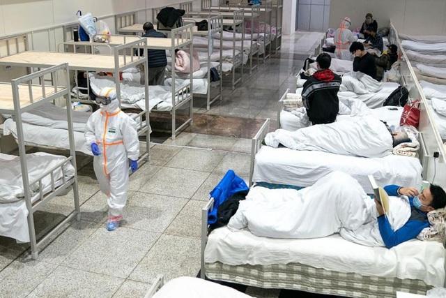 Chuyên gia cảnh báo rủi ro từ khu cách ly virus corona ở Vũ Hán - 1