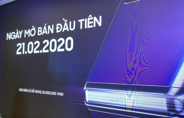 Samsung Galaxy Z Flip bán tại Việt Nam trong tháng 2, giá 36 triệu đồng - 3