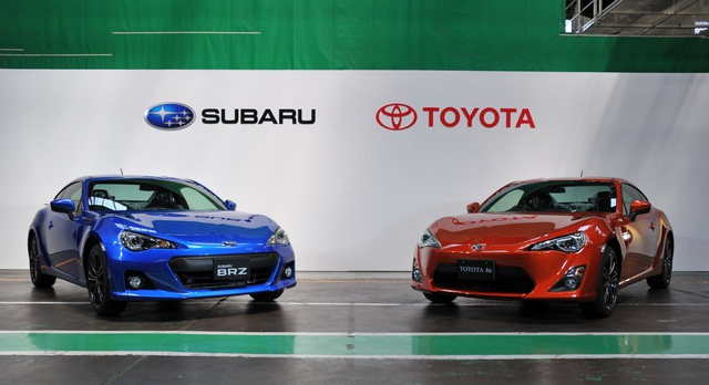 Subaru chính thức trở thành công ty con của Toyota - 1
