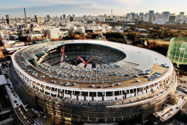 Người Nhật Bản lo ngại Olympic 2020 sẽ bị hoãn lại - 1