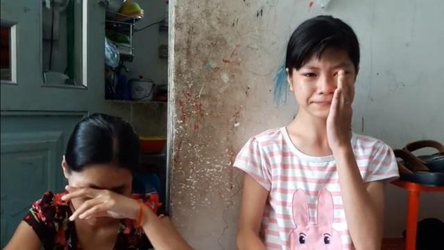 Xót thương hoàn cảnh người phụ nữ mù goá chồng!