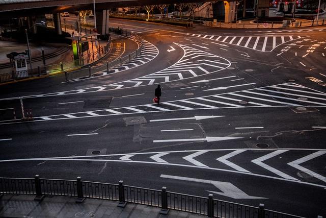 Bộ ảnh thành phố ma của nhiếp ảnh gia người Mỹ mắc kẹt tại Trung Quốc - 1