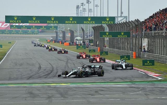 Hoãn chặng đua F1 tại Trung Quốc, đường đua Việt Nam đúng tiến độ - 1