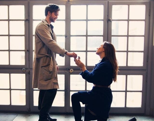 4 năm mới có một lần: Năm 2020, phụ nữ có thể chủ động cầu hôn - 1
