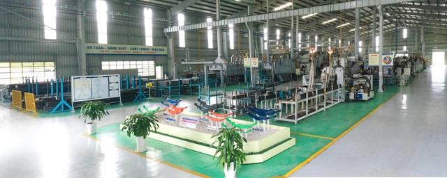 THACO đẩy mạnh xuất khẩu nhíp ô tô - 2