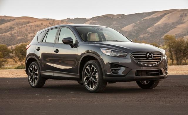 Triệu hồi 44.000 chiếc Mazda CX-5 - 1