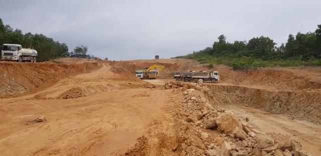 """""""Vướng"""" rừng đặc dụng, cao tốc Cam Lộ - La Sơn khó về đích đúng hạn - 7"""