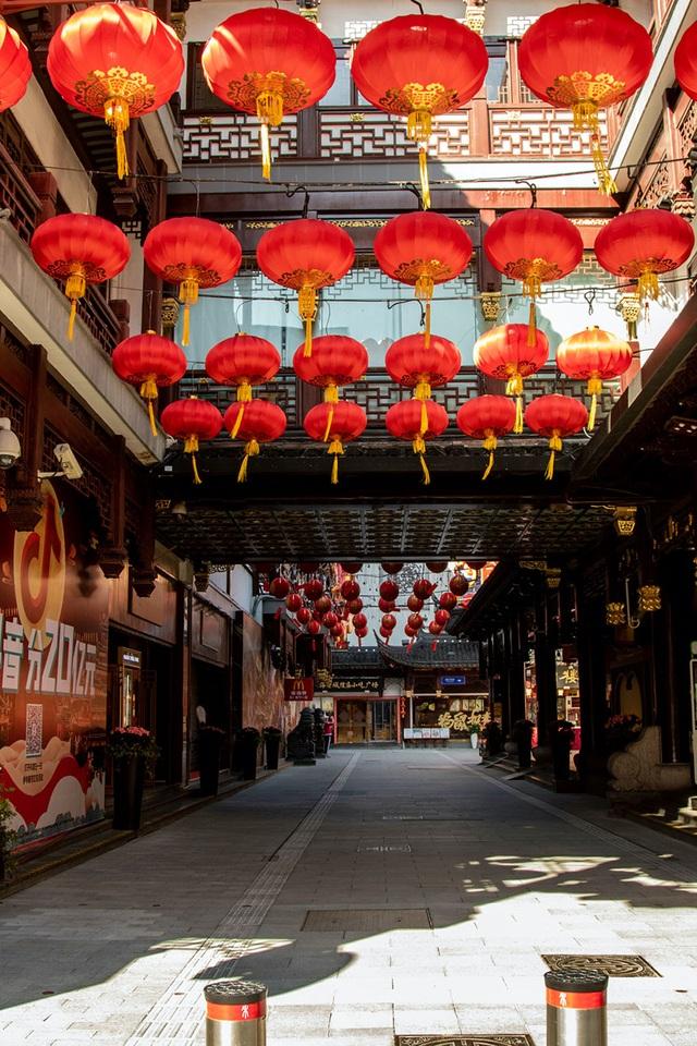 Bộ ảnh thành phố ma của nhiếp ảnh gia người Mỹ mắc kẹt tại Trung Quốc - 4