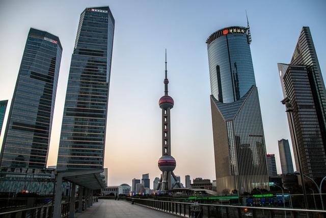 Bộ ảnh thành phố ma của nhiếp ảnh gia người Mỹ mắc kẹt tại Trung Quốc - 5
