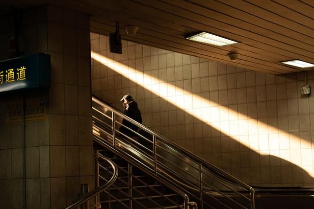 Bộ ảnh thành phố ma của nhiếp ảnh gia người Mỹ mắc kẹt tại Trung Quốc - 8
