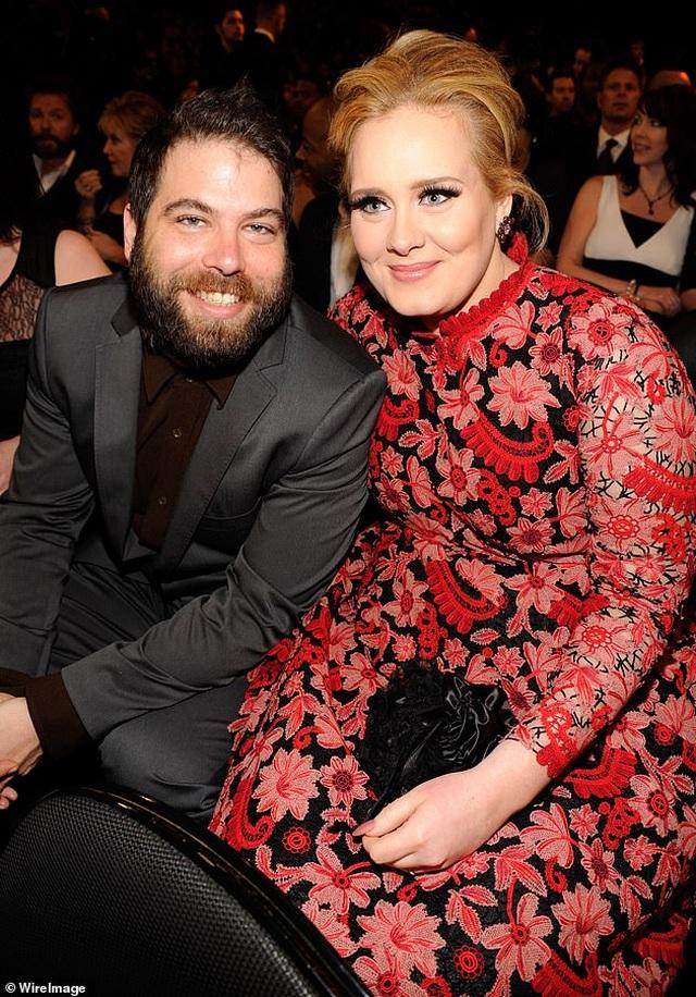 Adele giảm cân đáng ngạc nhiên - 2